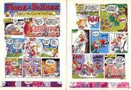 Nickelodeon Magazine comic November 1998 Fiona of the Felines