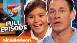 John Cena Hosts NEW Are You Smarter Than A 5th Grader! (FULL EP) Nick