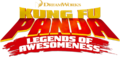 Kung Fu Panda - Legends of Awesomeness logo