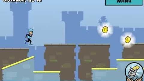 Game Demo - Splatalot Dash