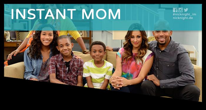 Instant Mom-Titelbild