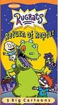 Rugrats Return of Reptar 2001 VHS