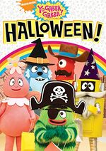 Yo Gabba Gabba Halloween DVD
