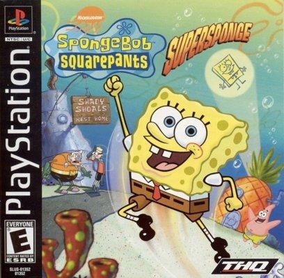 Spongebob Squarepants Supersponge Nickelodeon Fandom Powered By