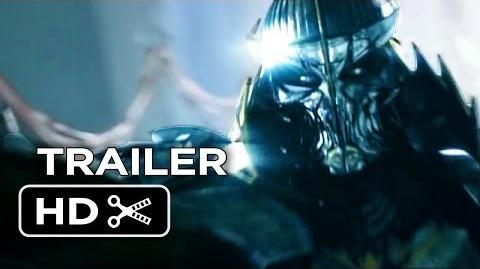 Teenage Mutant Ninja Turtles Official Trailer 2 (2014) - Whoopi Goldberg, Megan Fox Movie HD