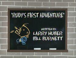 Title-RudysFirstAdventure