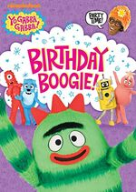 Birthday Boogie DVD