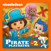 Nickelodeon - Pirate Playdates Vol. 2 2012 iTunes Cover