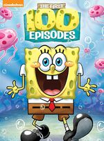 SpongeBob First 100 Episodes 2017 reissue