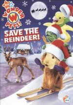 TWP Save the Riendeer! DVD