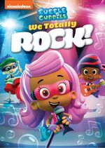 Bubble Guppies We Totally Rock! DVD