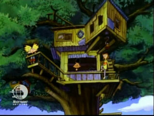 Hey Arnold! Tree House