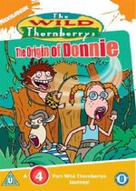 The Wild Thornberrys The Origin of Donnie DVD
