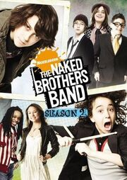 Naked Brothers Band DVD = Season 2