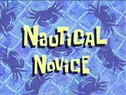 Nautical Novice