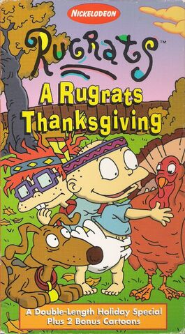 File:Rugrats Thanksgiving VHS.jpg
