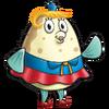 SpongeBob Schwammkopf - Mrs Puff