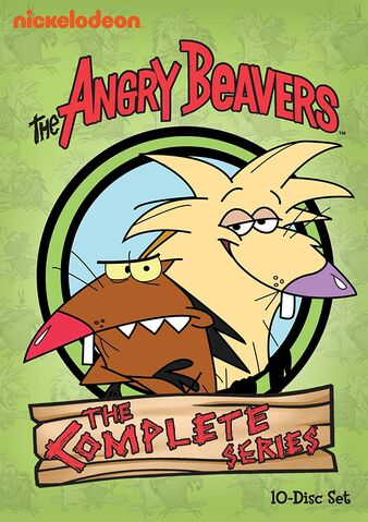 File:The Angry Beavers Complete Series.jpg