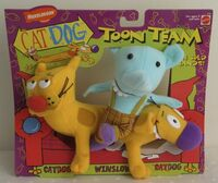 Toon Team CatDog and Winslow