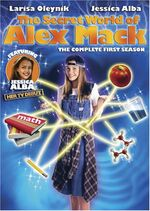 AlexMack Season1 DVD