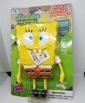2002-Vintage-Spongebob-Squarepants-GRIP-IT-toy-