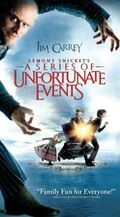 A Series of Unfortunate Events VHS