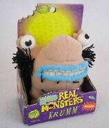 Aaahh!!! Real Monsters Krumm plush