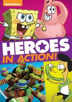 Heroes in Action DVD