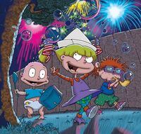 Rugrats 4th of July