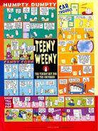 Teeny Weeny tiniest hot dog Nick Mag comic June July 2006