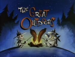 The Great Outdoors Title Card