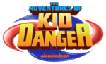 The Adventures of Kid Danger Logo