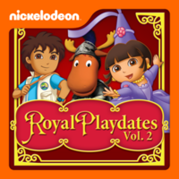 Nickelodeon - Royal Playdates Vol. 2 2013 iTunes Cover
