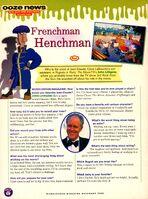 Rugrats in Paris John Lithgow interview NickMag Nov 2000