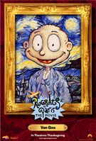 Rugrats in Paris The Movie Poster Valentine's Day 2000