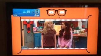 Nickelodeon Big Heads Bumper - Sam and Cat