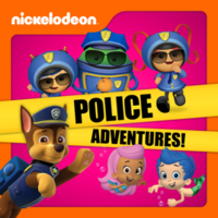 Nickelodeon - Police Adventures! 2014 iTunes Cover