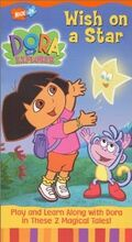 Dora the Explorer Wish on a Star VHS