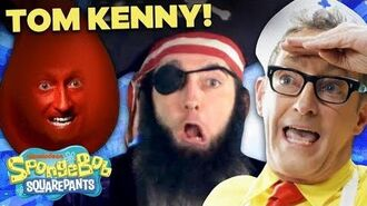 Every Time Tom Kenny Appeared on SpongeBob 🤓