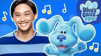 New Series Blue's Clues & You Music Video Coming Soon to Nick Jr.