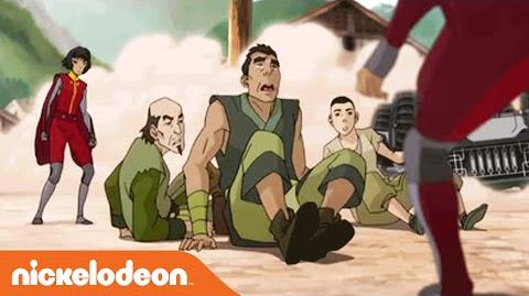 The Legend of Korra Book 4 Episode 1 'After All These Years' Clip 2 Nick