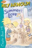 Hey Arnold! Summer Love Book