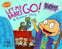 Rugrats Let My Babies Go Book