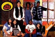 All that season one and two cast