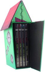 Invader Zim Complete Series set