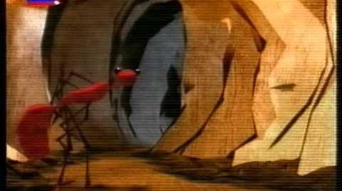 Nickelodeon Presents Ants, Ants, Ants (Greek TVCosmopolis 2004)