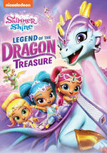 Shimmer and Shine Legend of the Dragon Treasure