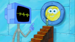 SpongeBob SquarePants Karen the Computer and Plankton S9A