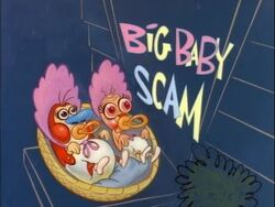Big Baby Scam title card