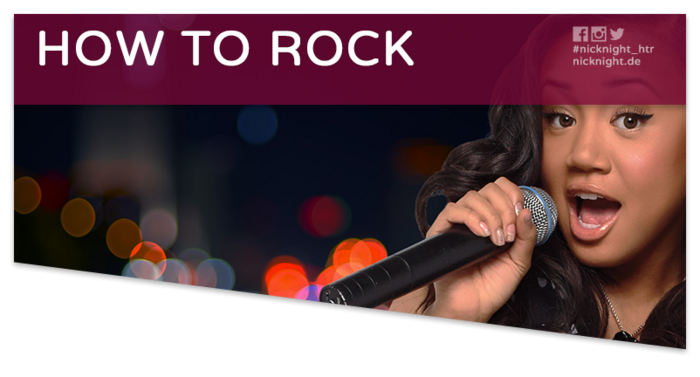 How to rock-Titelbild